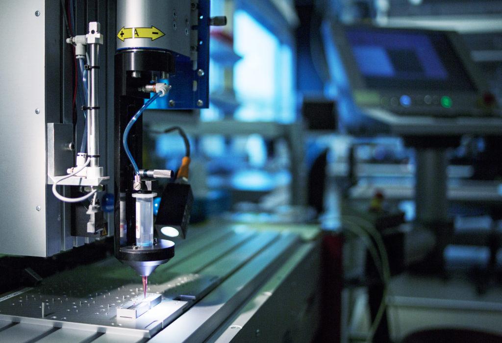Production at Safran Vectronix