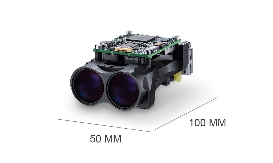lrf 5020 measures